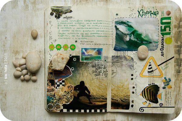 Сообщество творческого выдоха - travel book