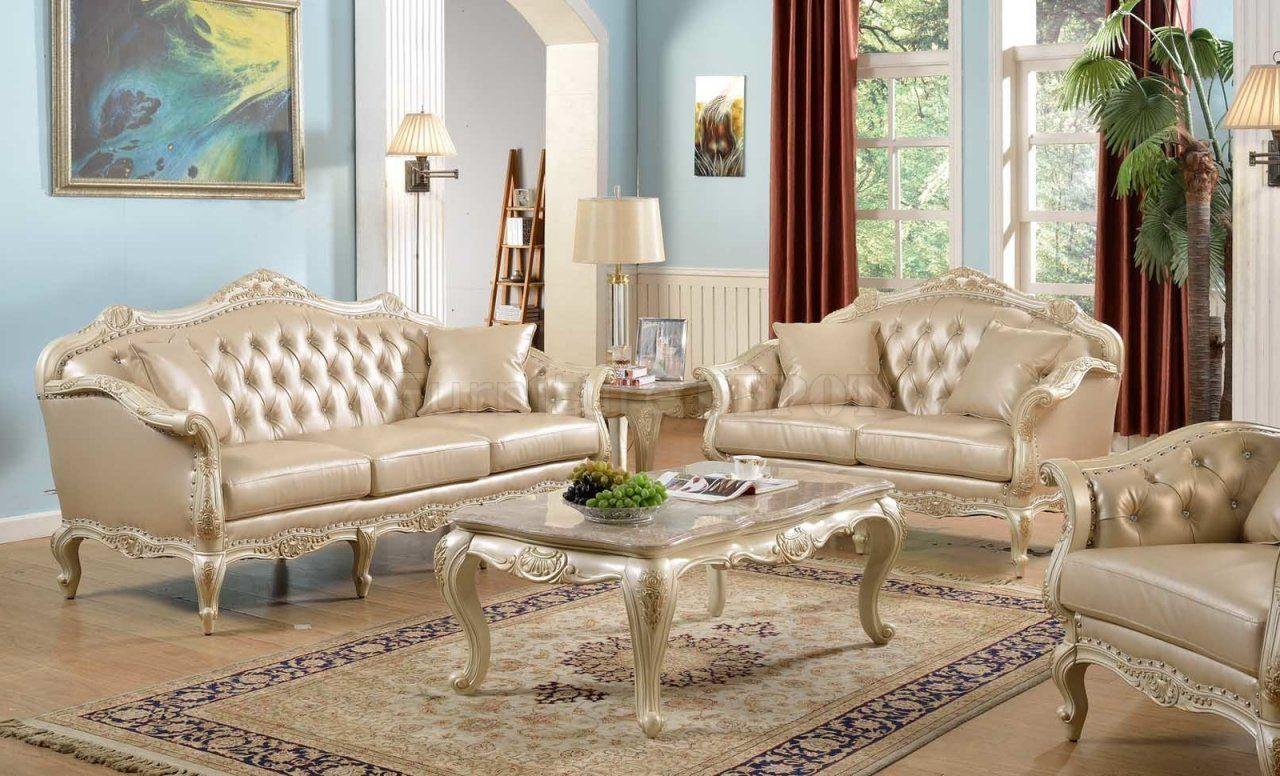 Taj Traditional Sofa In Bonded Leather W Optional Items Living Room Furniture Sofas Traditional Living Room Furniture Furniture