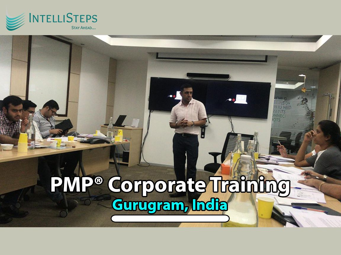 Pmp Certification Corporate Training By Intellisteps In Gurgaon