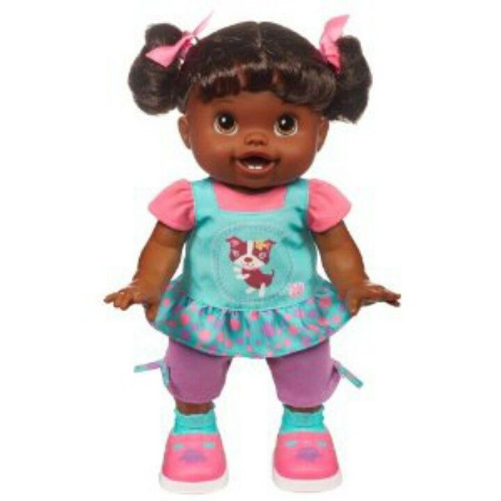 Baby Alive Walking Baby Alive Dolls Baby Alive African American Dolls