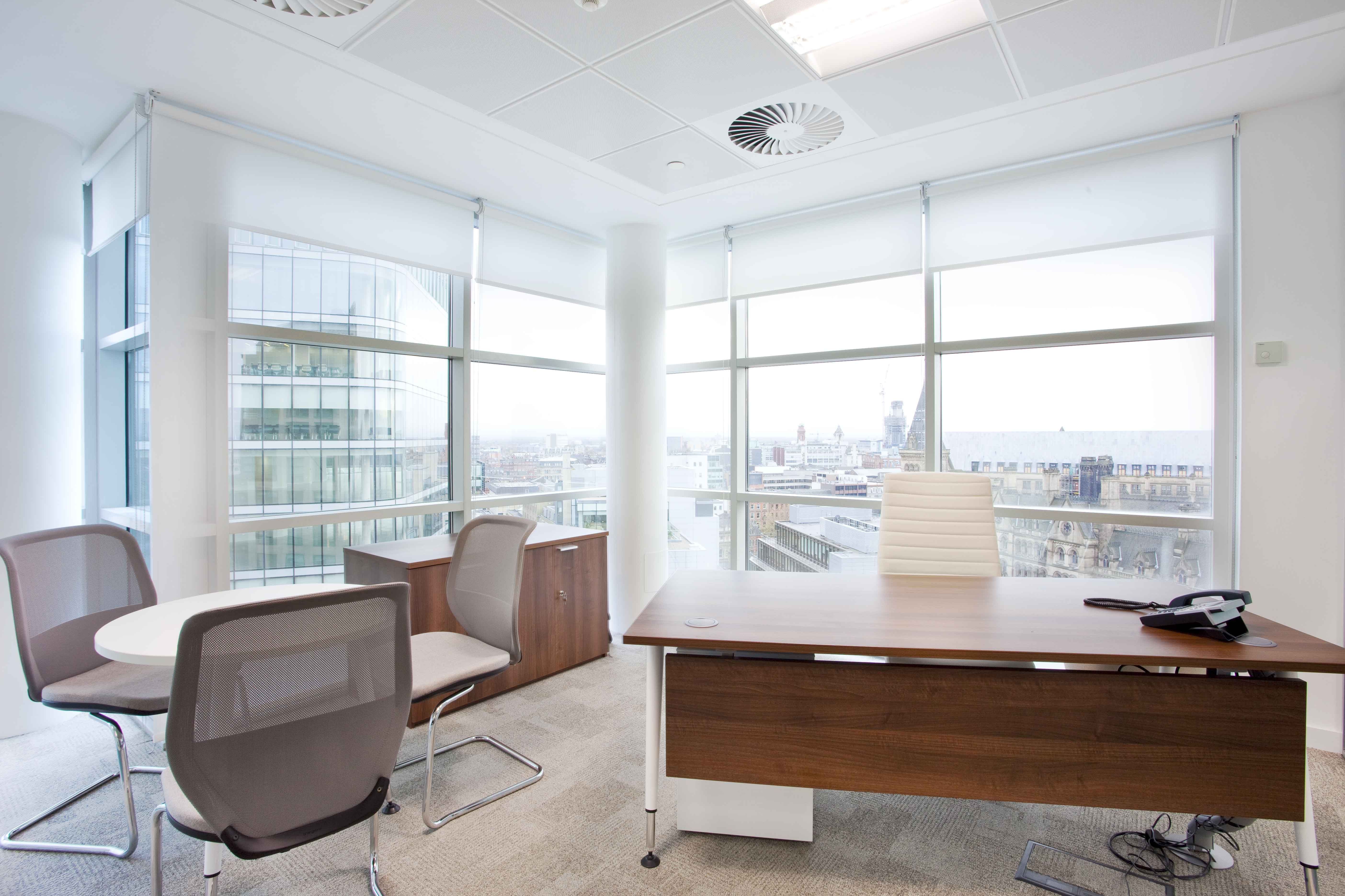 Directors Office Interior Design Fit Out Office Design