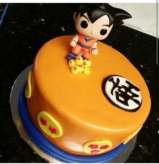 Super cute dragon ball z goku cake Visit now for 3D Dragon