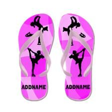 Skating Champ Flip Flops http://www.zazzle.com/mysportsstar/gifts?cg=196621838645756107&rf=238246180177746410 #Ilovefigureskating #Iceprincess #Figureskater #IceQueen #Iceskate #Skatinggifts #Iloveskating #Borntoskate #Figureskatinggifts #PersonalizedSkater