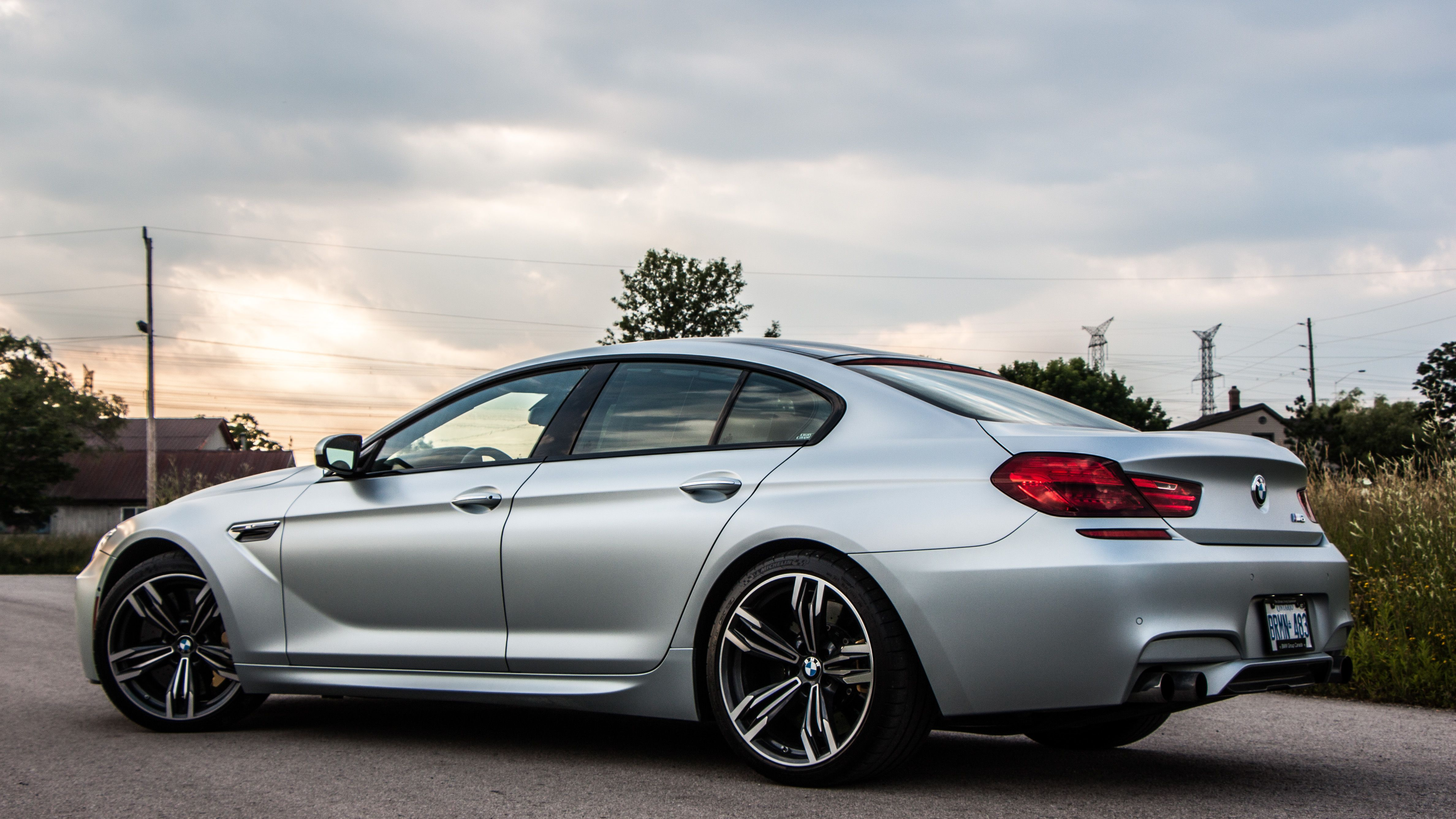 2015 Bmw M6 Gran Coupe Information And Photos Zombiedrive Bmw M6 Bmw Gran Coupe
