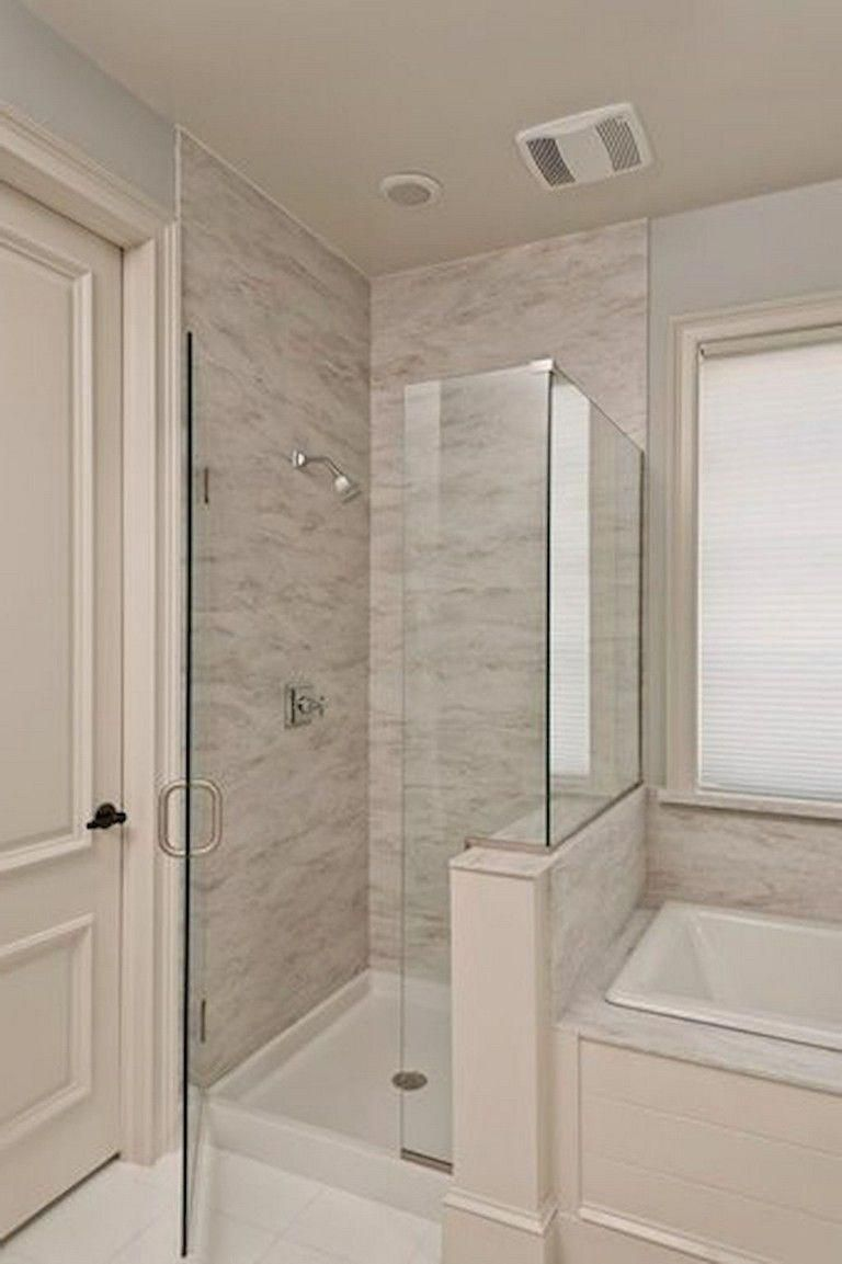 75 beautiful small bathroom shower remodel ideas diy master rh pinterest com