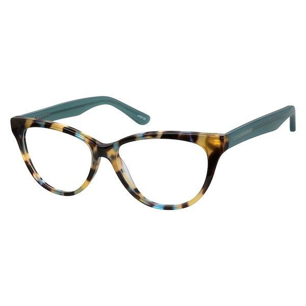 02fb54ad8a Pattern Cat-Eye Glasses  4425125