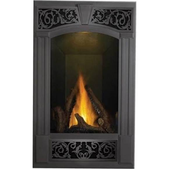 napoleon fireplaces vittoria direct vent gas fireplace natural gas rh pinterest com