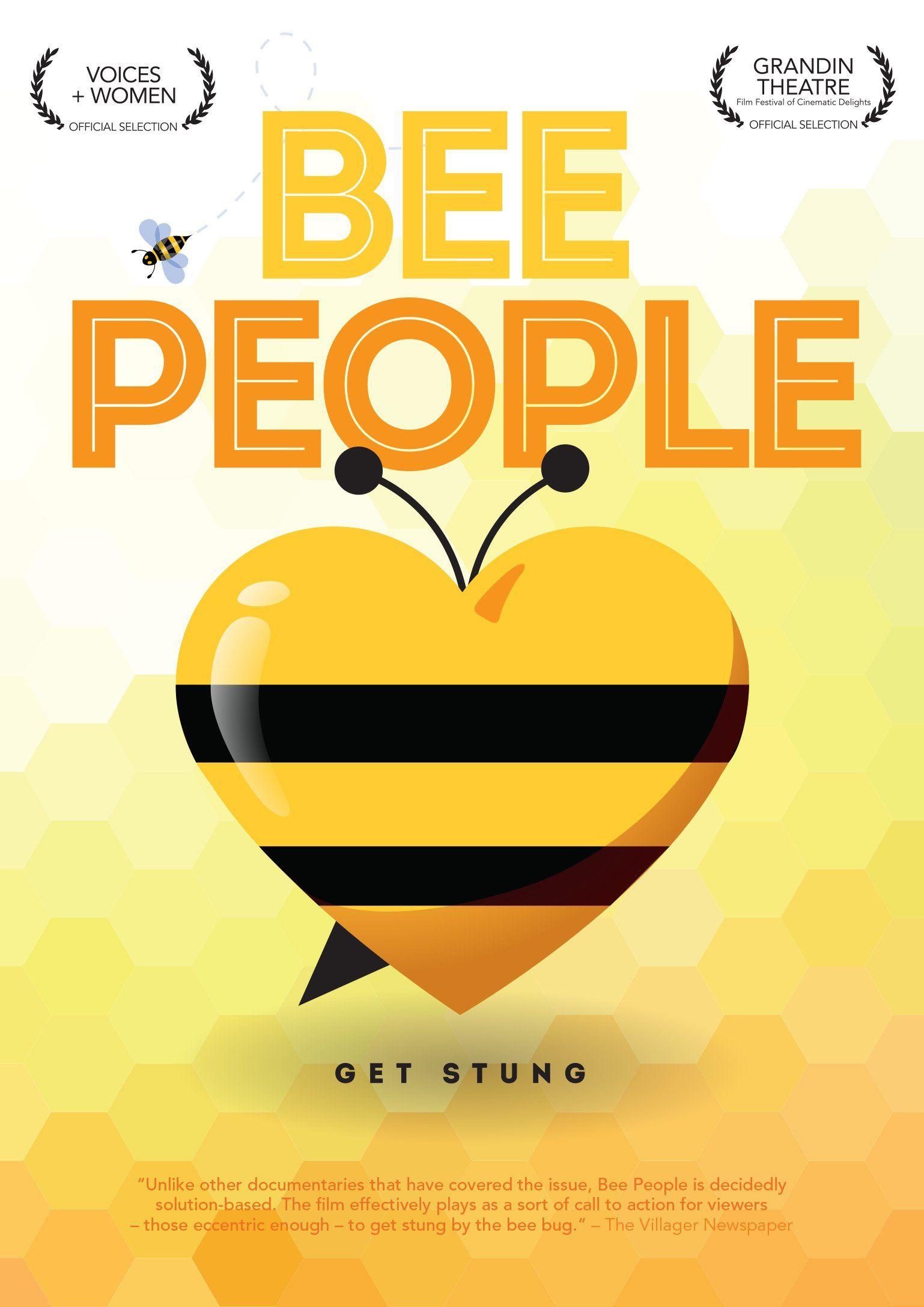 Amazon Bee People Gregg Mcmahan David Knappe Tate