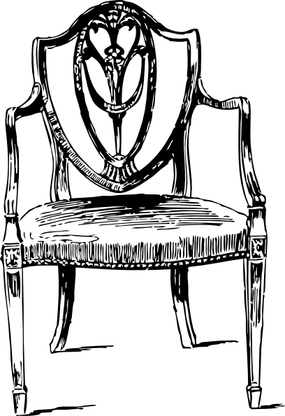 Http Www Clker Com Cliparts 3 D 8 6 11970970071808058696johnny Automatic 18th Century Chair Svg Hi Png 18th Century Chairs Graphic Chair Drawing Furniture