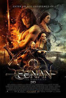El Vídeo Club de Cris: Conan el Barbaro (2011)