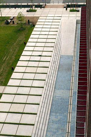Paver Power Landscape Architecture Garden Architecture