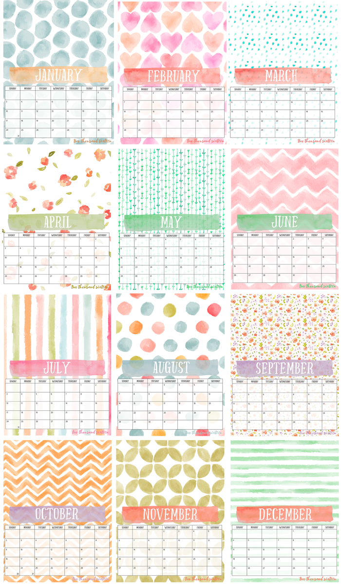 April Calendar Picture Ideas : The best month calendar ideas on pinterest this