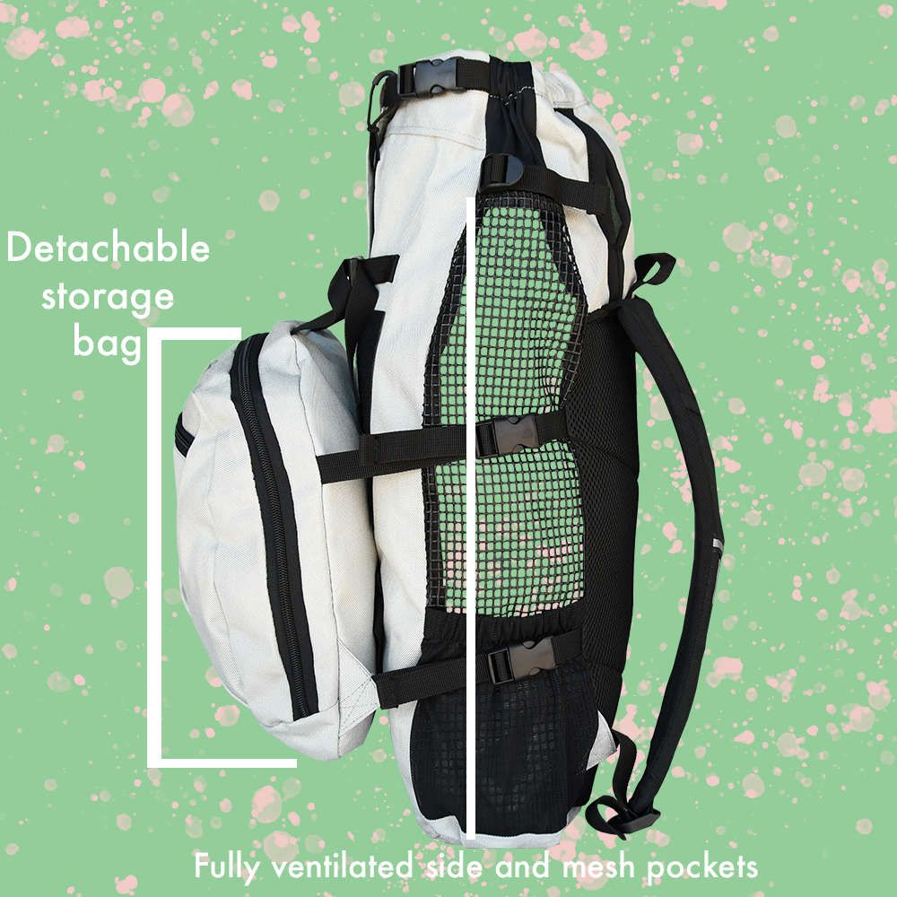 Air plus Dog carrier, Backpacks, Sports