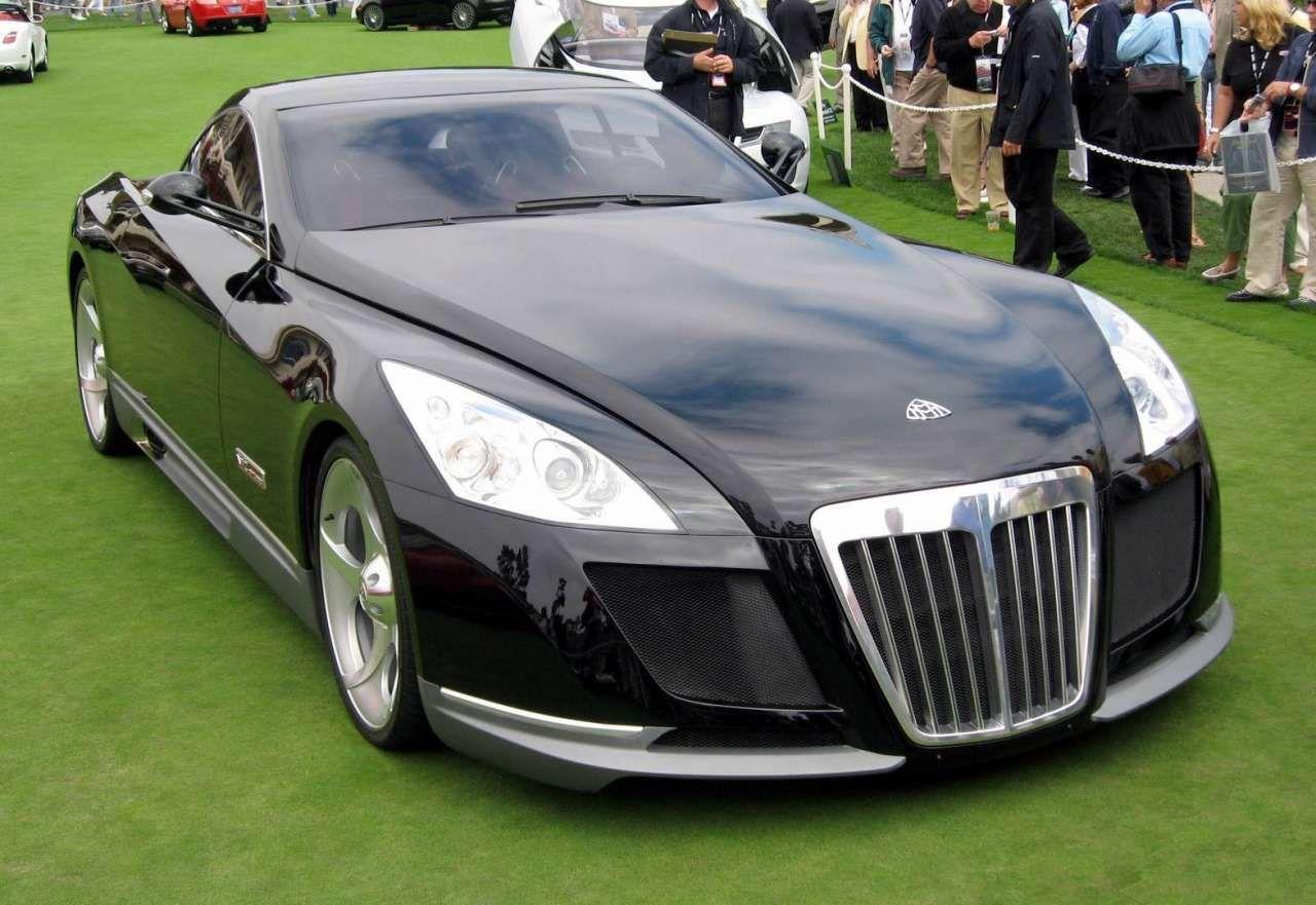 Maybach exelero das teuerste auto der welt cars maybach