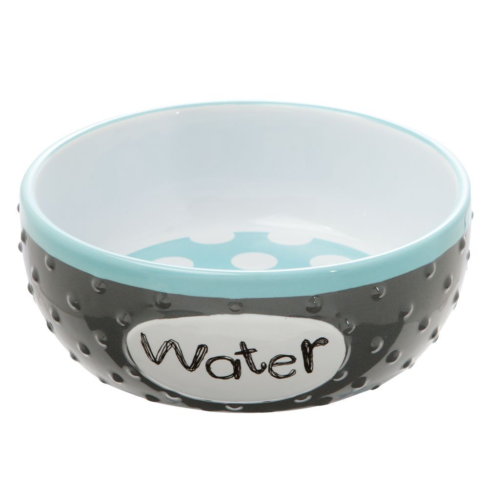 Top paw water dog bowl with images dog bowls water