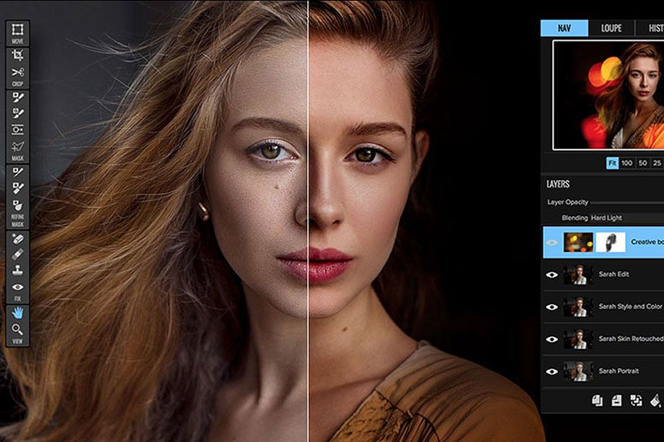 Русское приложение для обработки фото