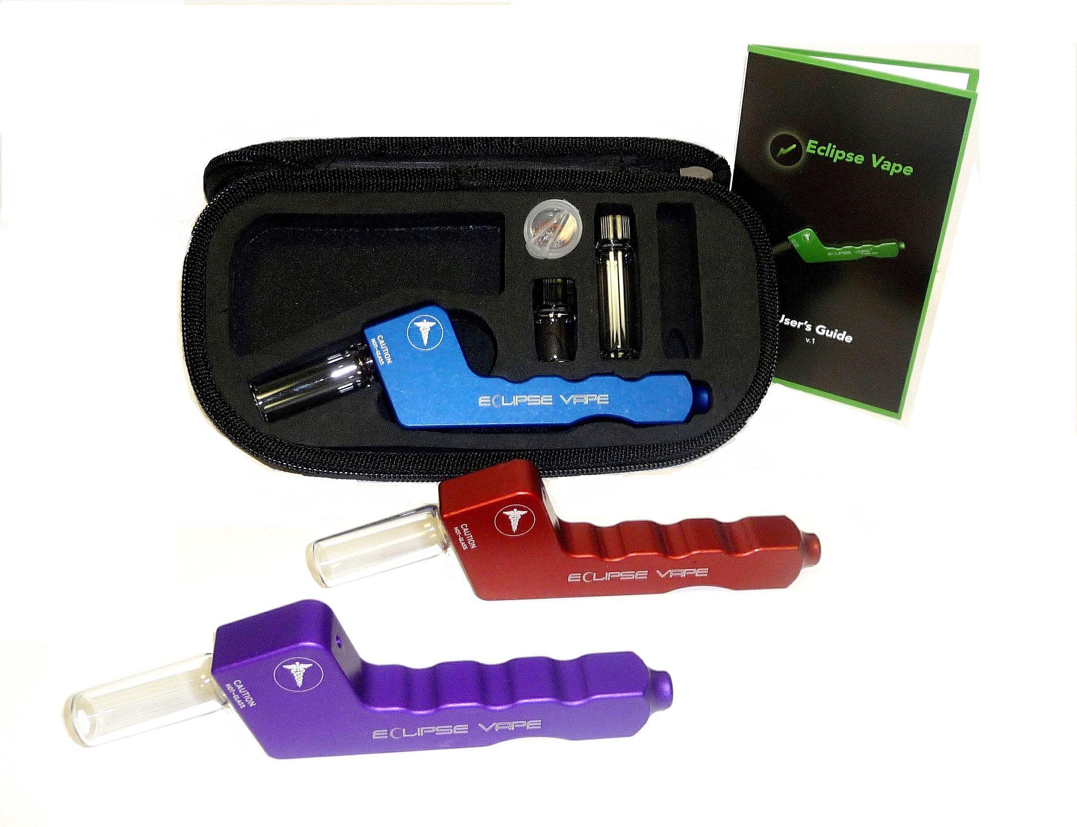 Small Portable Vaporizer ~ Eclipse Essential Vape ~ for Oils
