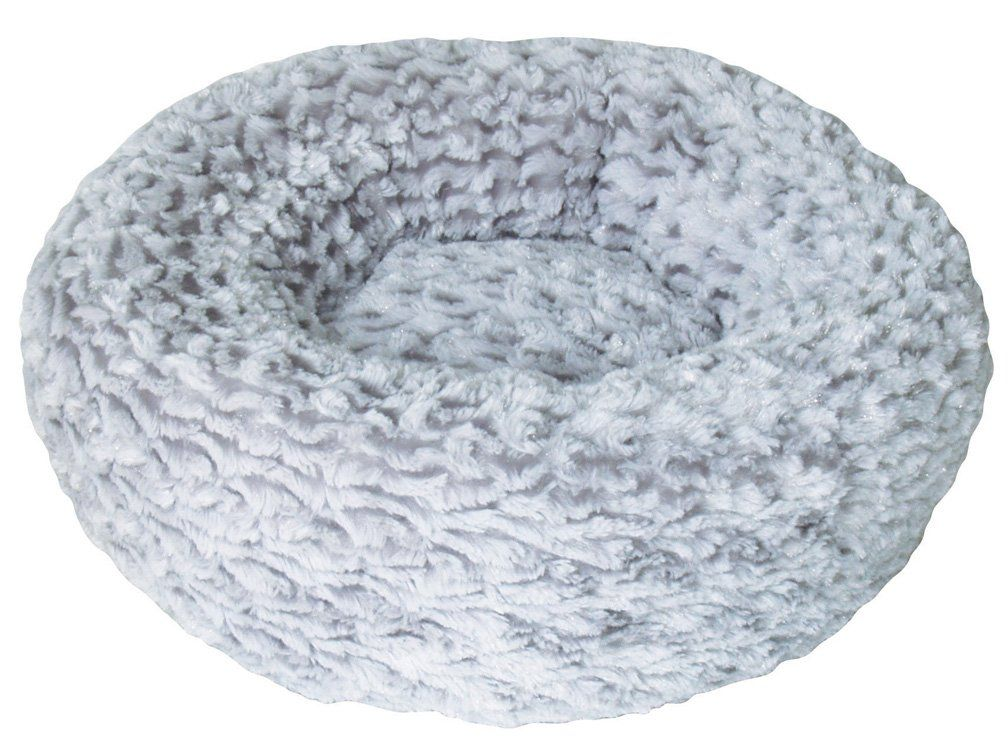 Dogit Style Donut Bed Rosebud Gray XSmall ** Read more