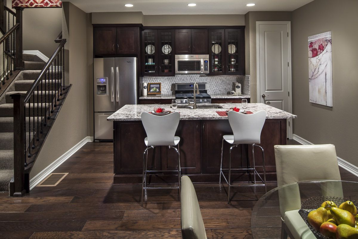 Stapleton Paired Homes a KB Home