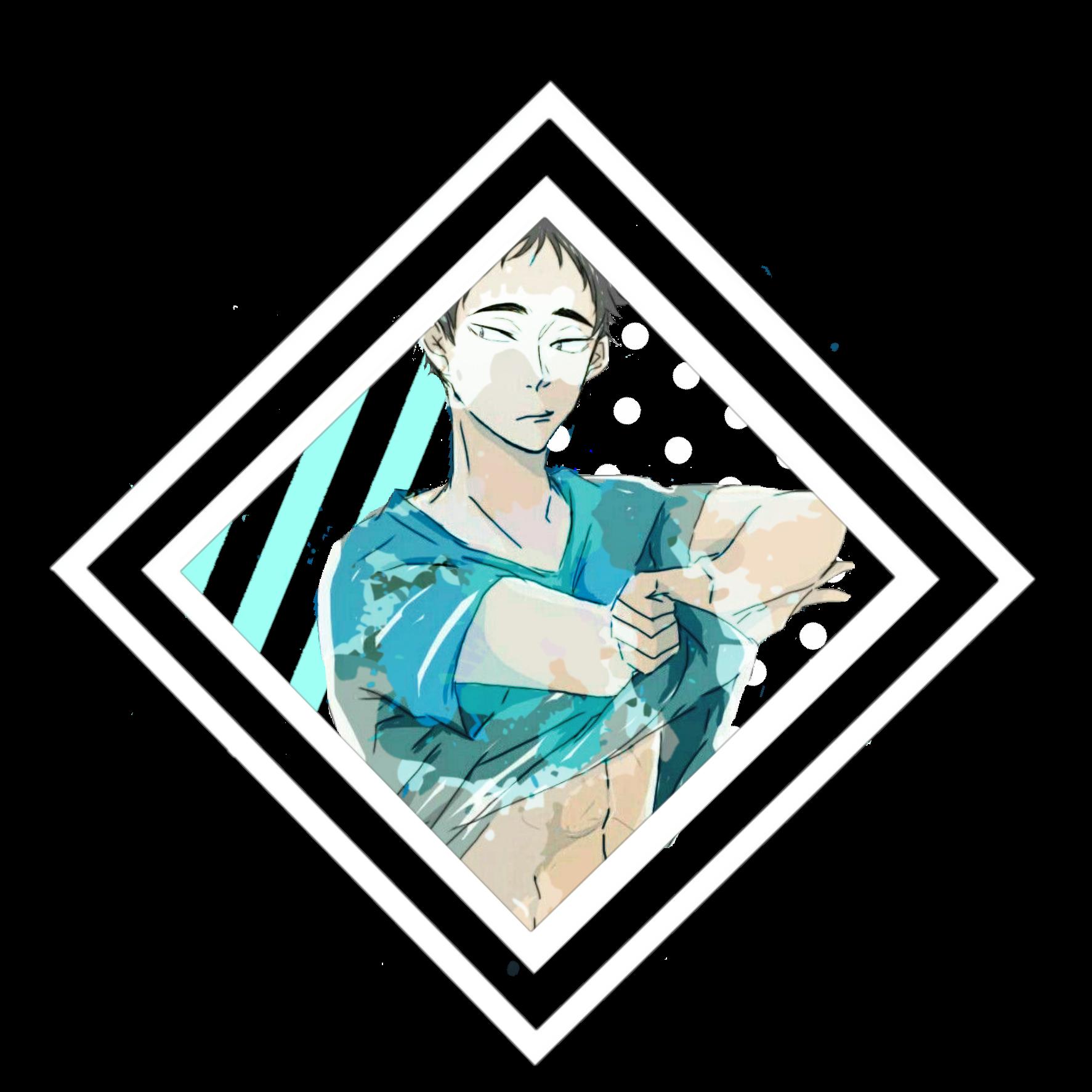 Freetoeditmatsukawa Issei Icon Remixit In 2020 Matsukawa Issei Shiratorizawa Haikyuu