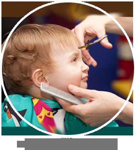 To Make Kids Haircut Activity Fun You Need To Make Kids Haircut Salon Attractive And Friendly Environment Along Wi Kids Salon Toddler Haircuts Kids Hair Salon