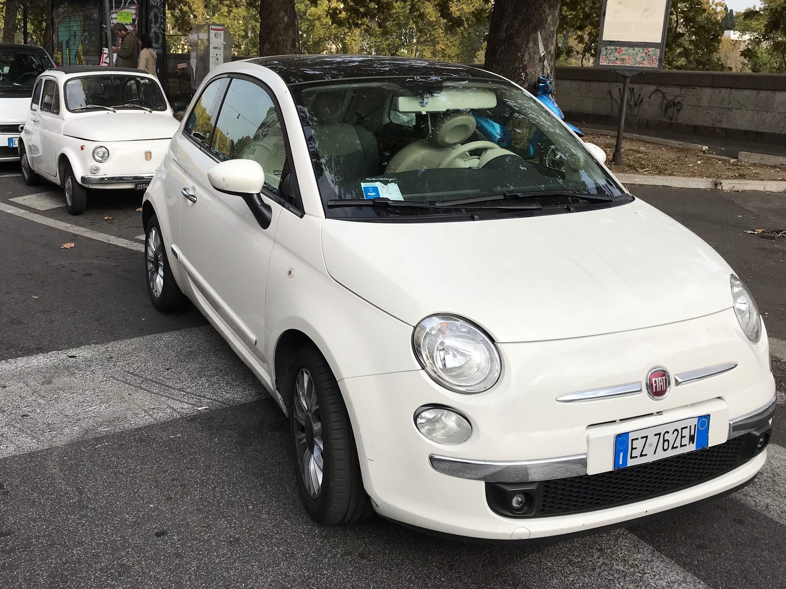 young and old in rome fiat 500 pinterest rome fiat and cars rh pinterest com
