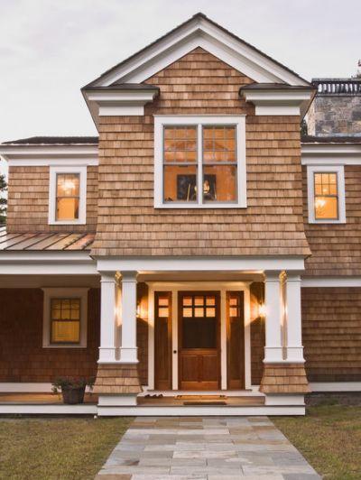 Best Cedar Shake Siding For Home In 2019 Cedar Shingle 400 x 300