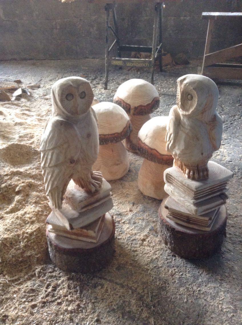 Best wood carving piecing to make animal s table s ect
