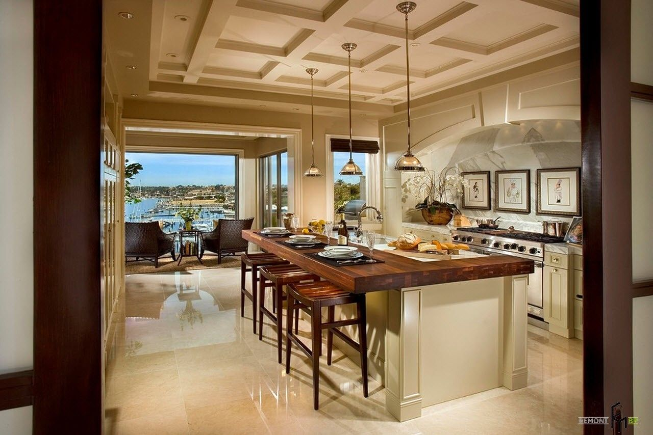25 stunning Mediterranean Kitchen Designs   Mediterranean style ...