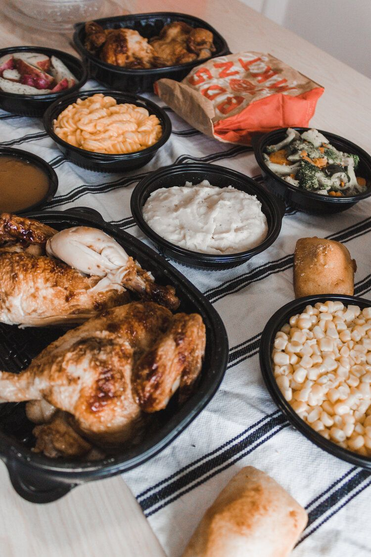 Easy BacktoSchool Meals with Boston Market + Free Pie