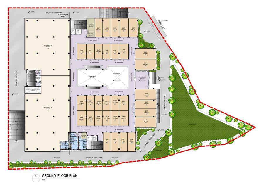 Shopping Malls Design Plan Www Pixshark Com Images