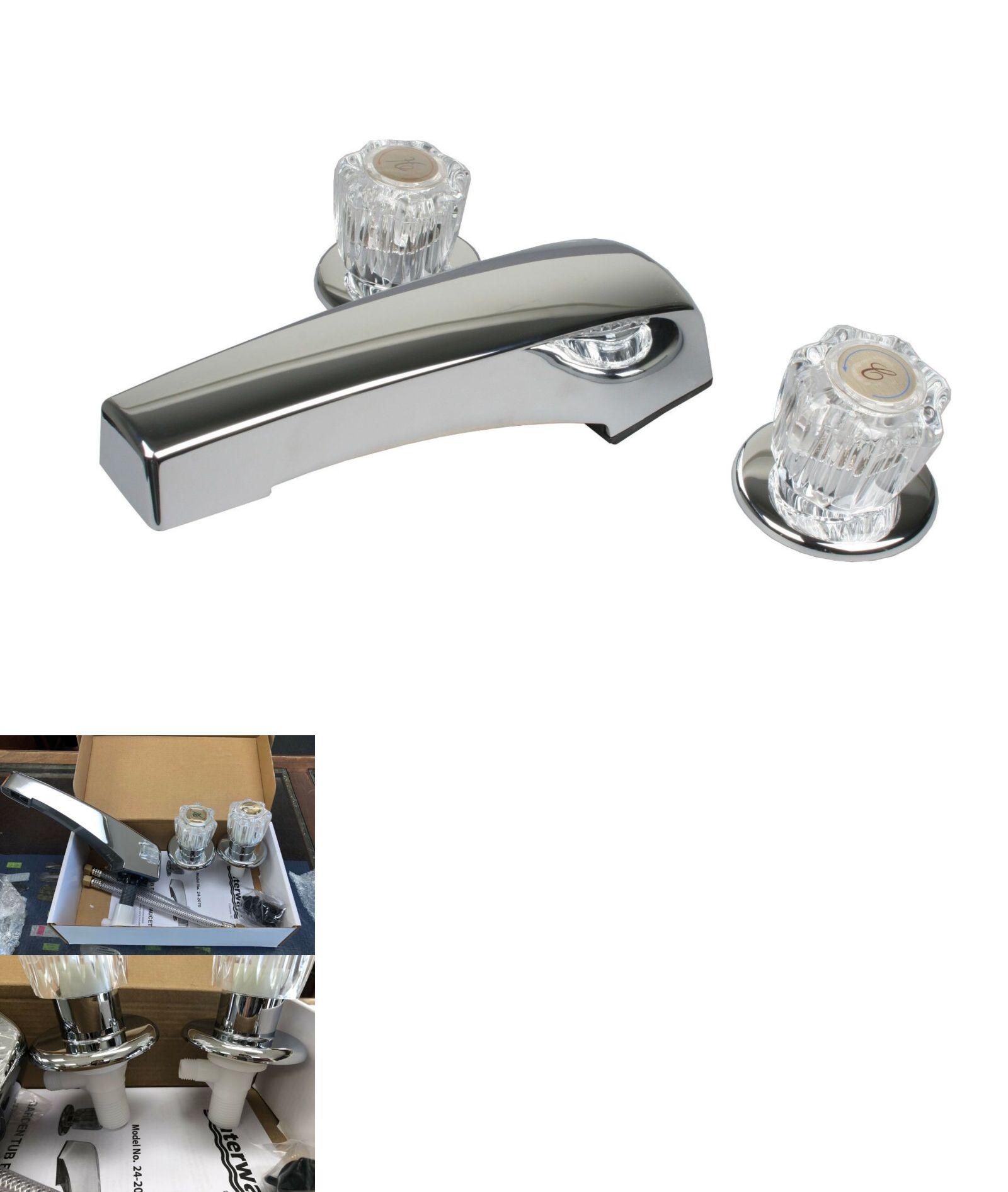 Faucets 42024 Mobile Home Adjustable Garden Tub Filler