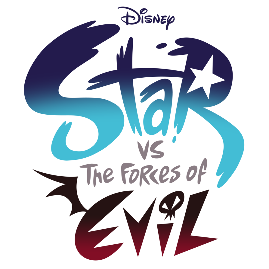 Star vs. the Forces of Evil Logo by StarButterfly on