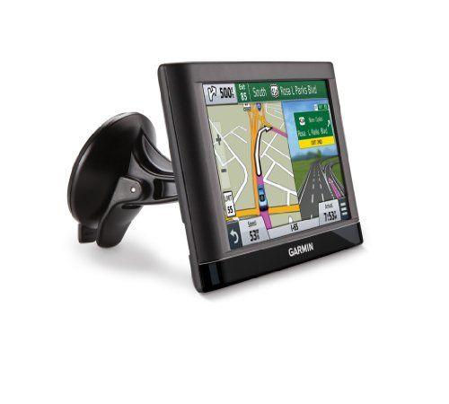 Garmin Nuvi 65lmt Gps Navigators System With Spoken Turn By Turn Directions Preloaded Maps And Speed Limit Displays Lower 49 U S S Gps Garmin Gps Navigation