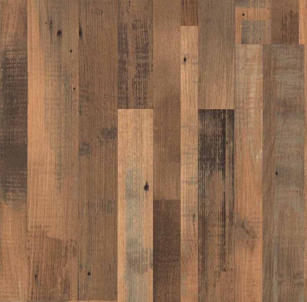 This New Pergo Xp Reclaimed Elm Has The Same Multi Width Design With Interesting Paint And Distressing Marks As Our Ori Flooring Hardwood Floors Pergo Flooring