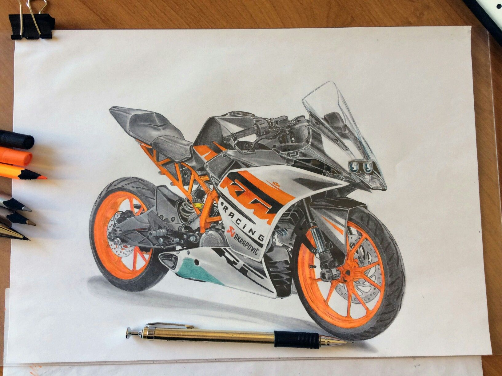 Pin By Vsevolod Tymoshenko On My Drawings Bike Sketch My