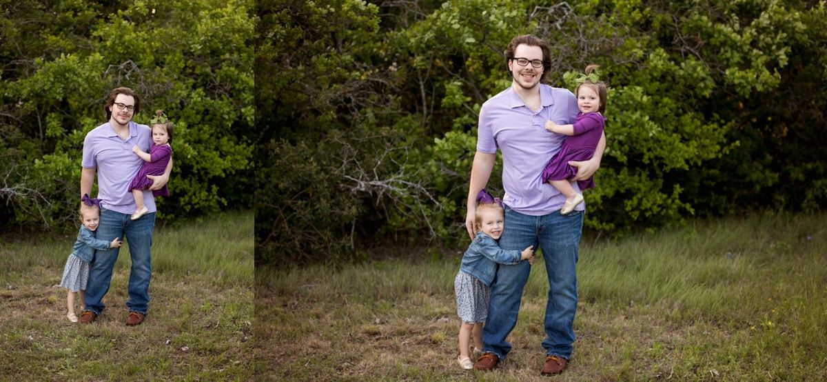 One Big Happy Family Belton Texas Family Photographer Color