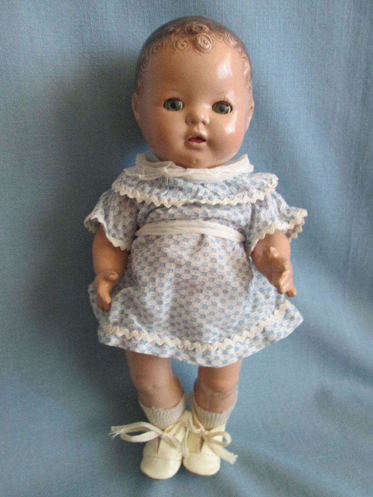 Vintage Arranbee Dream Baby Compo Doll Don T Miss This One