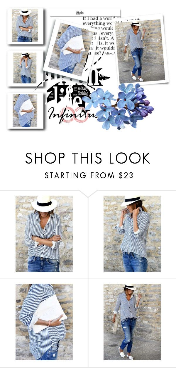 """""""3777"""" by selmabjelic ❤ liked on Polyvore featuring WithChic and White Label"""