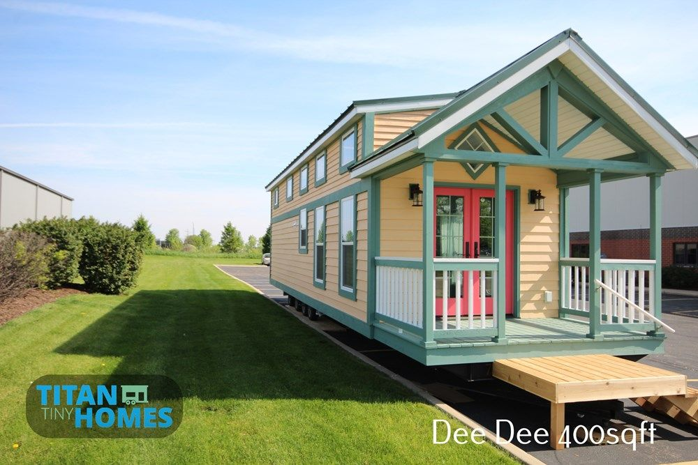 Titan Tiny Homes Dee Dee Tiny House