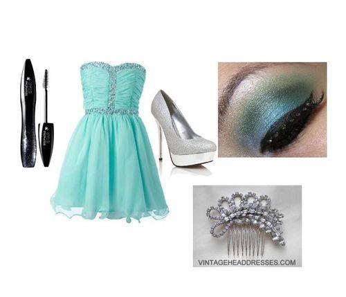 Cute Outfits For Teens | teal green love teen so cute cute dress cute outfits