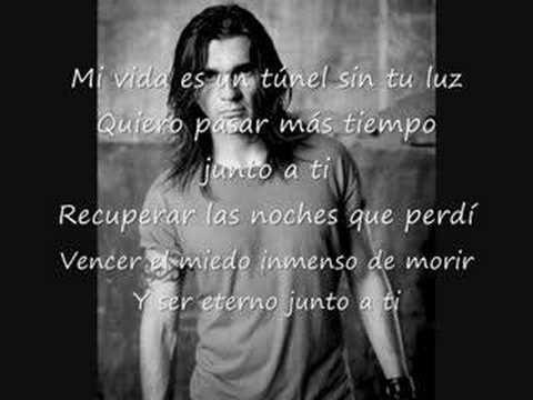 Nada Valgo Sin Tu Amor Letras Lyrics Letra De Amor Canciones Youtube