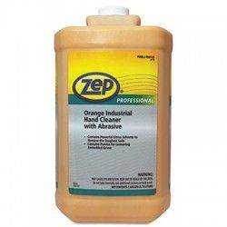 Zep Professional Industrial Hand Cleaner Clean Hands Skin