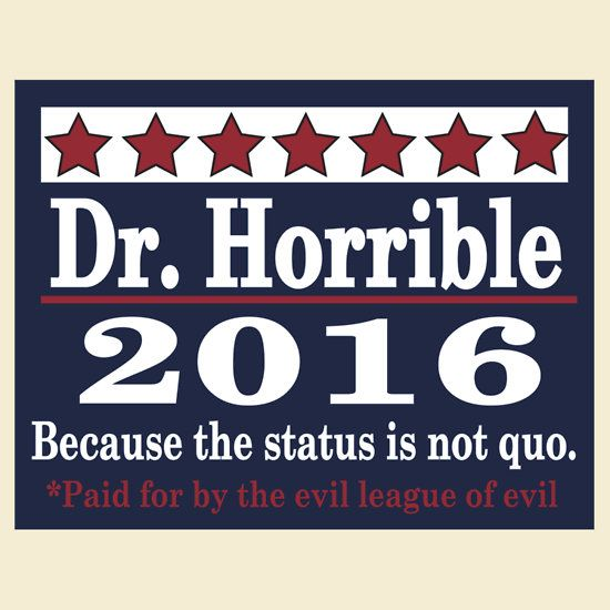 Vote Horrible!