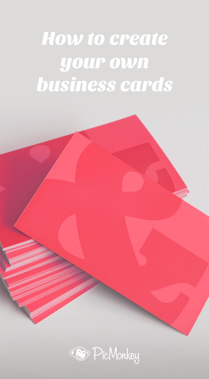 How To Make Professional Business Cards Unique Business Cards