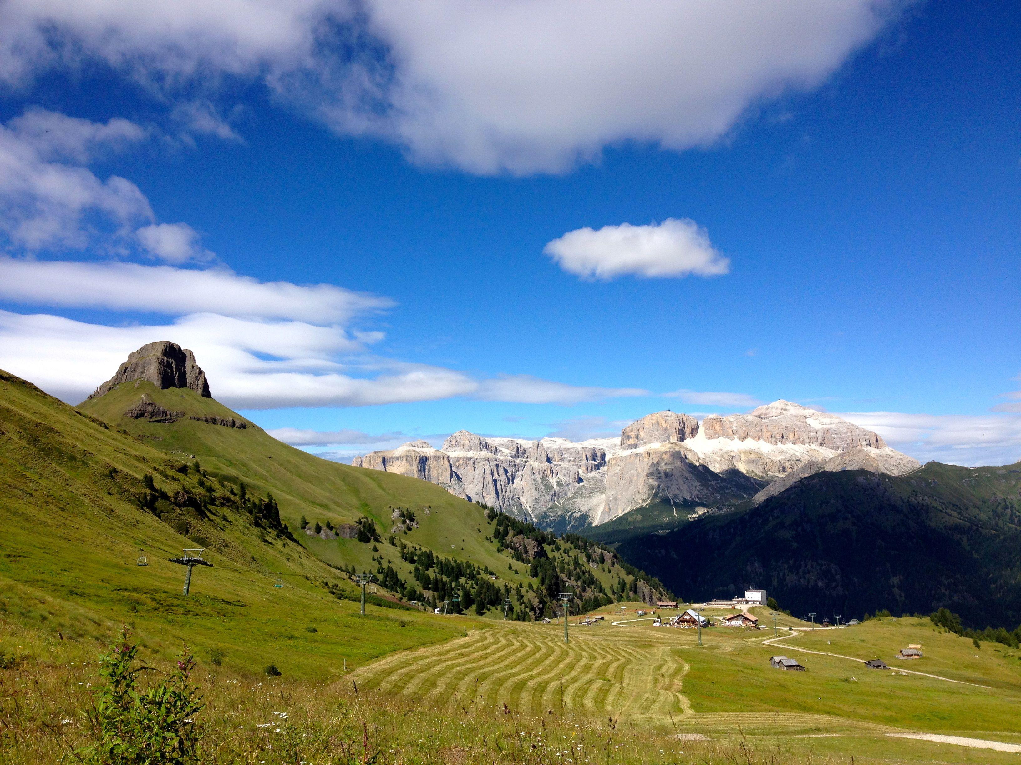 Ciampac, Val di Fassa, Trentino/Alto Adige Alto adige, Alto