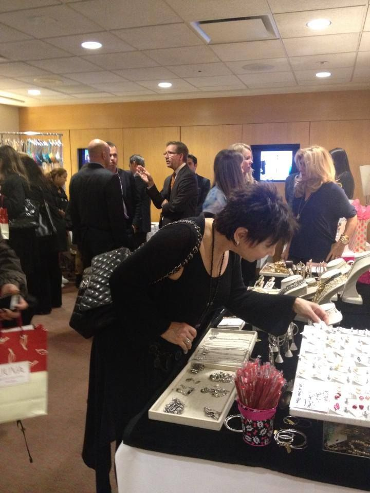 Sushi, jewelry, goodie bags and lots of fun prizes at JUVA Girls Night Out.