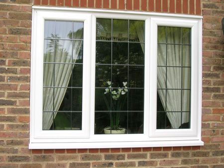 The designs can vary for upvc casement fixed windows from