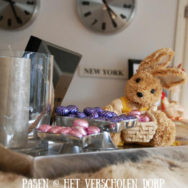 Reception in Easter Atmosphere at Bungalowpark Het Verscholen Dorp #Harderwijk