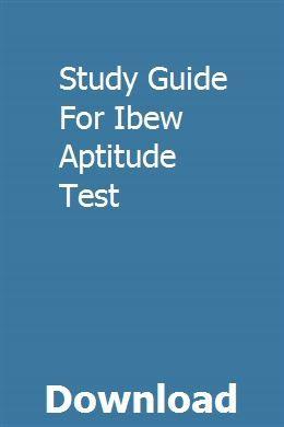 Study Guide For Ibew Aptitude Test | zithfegote | Exam study, Ap